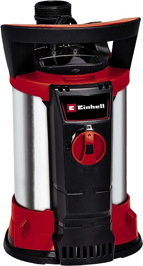 Einhell GE-SP 4390 N-A LL ECO - Bomba de aguas limpias (430W, capacidad de 9.000l/h, profundidad ...