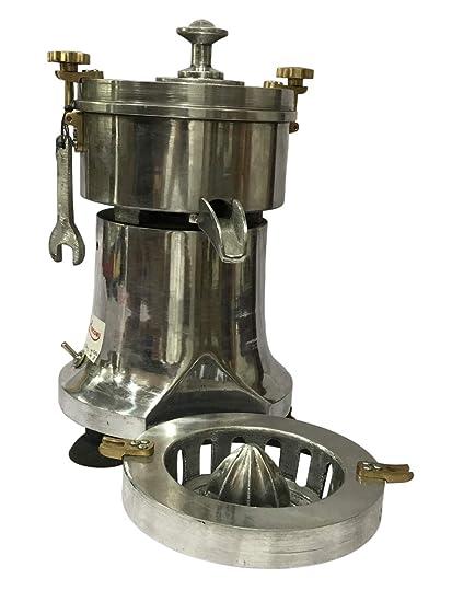 Lincon Aluminium Lja-02, 120 W, 230 V, Hard Fruit/Citrus Juicer(Silver)