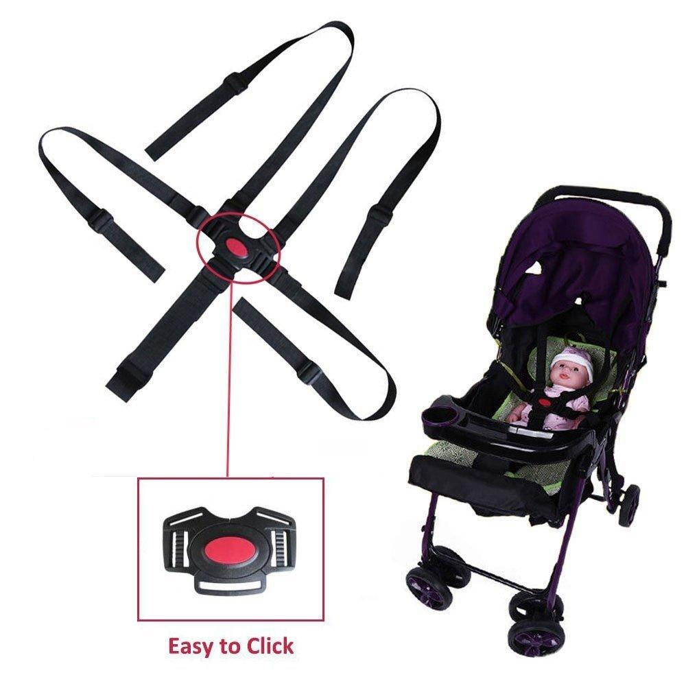 Wommty Baby Kid A 5/punti con cinture di sicurezza imbracatura cinghia per passeggino seggiolone passeggino passeggino passeggino per bambini Kid