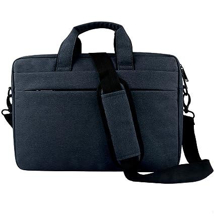 15 Computer Bag Pollici Messenger Laptop Gadiemenss Woman Nera Borsa Rosa Portatile aHFnHA4W