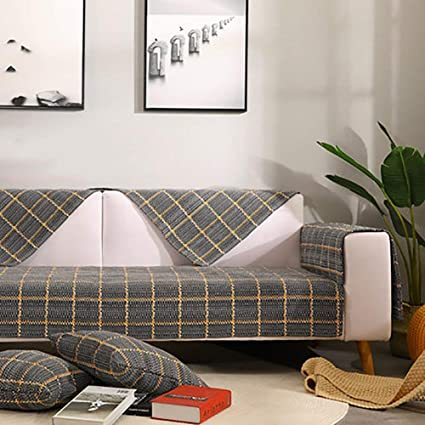 BMY Sofa Shield The Original Couch Cotton Linen Funda ...