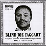 Complete Recorded Works, Vol. 1 (1926-1928) by Blind Joe Taggart