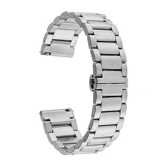Correa De Henziy-Correas-StrapYM798 Reloj Acero Inoxidable ...