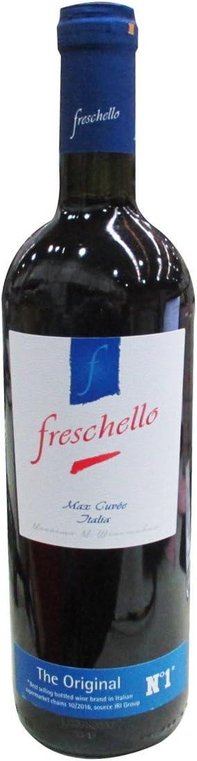 Freschello Vino Rosso Cl.75 VINO TINTO ITALIANO GOURMET