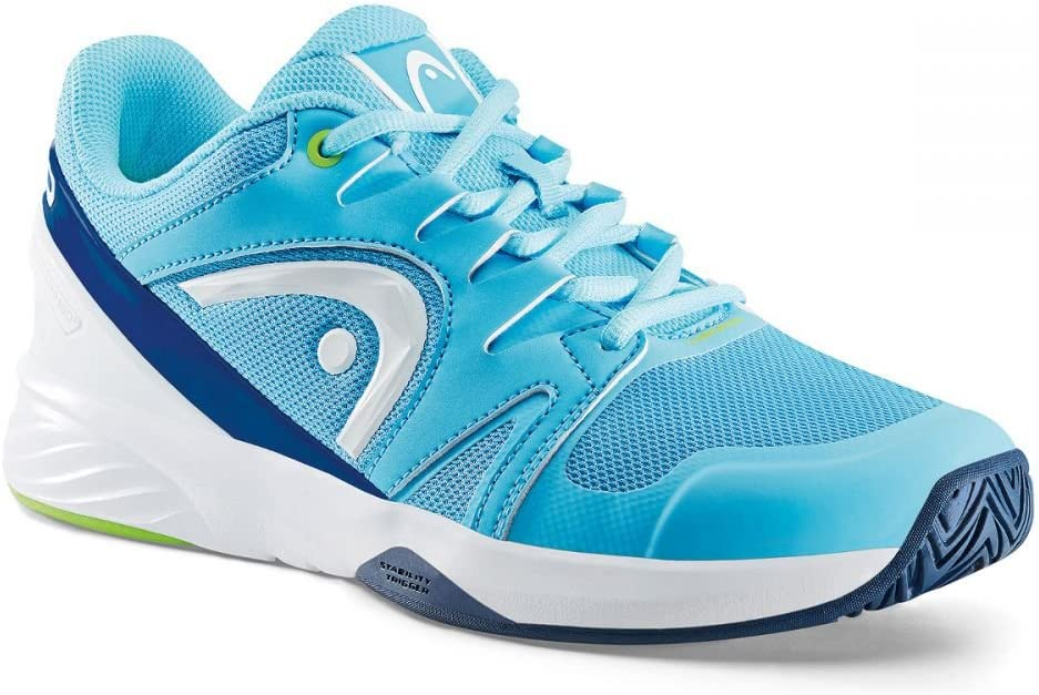 ZAPATILLAS HEAD NITRO TEAM WOMAN AZUL Y BLANCO: Amazon.es ...