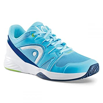 ZAPATILLAS HEAD NITRO TEAM WOMAN AZUL Y BLANCO: Amazon.es: Deportes y aire libre