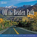 Off the Beaten Path, Reader's Digest Editors, 0762104244