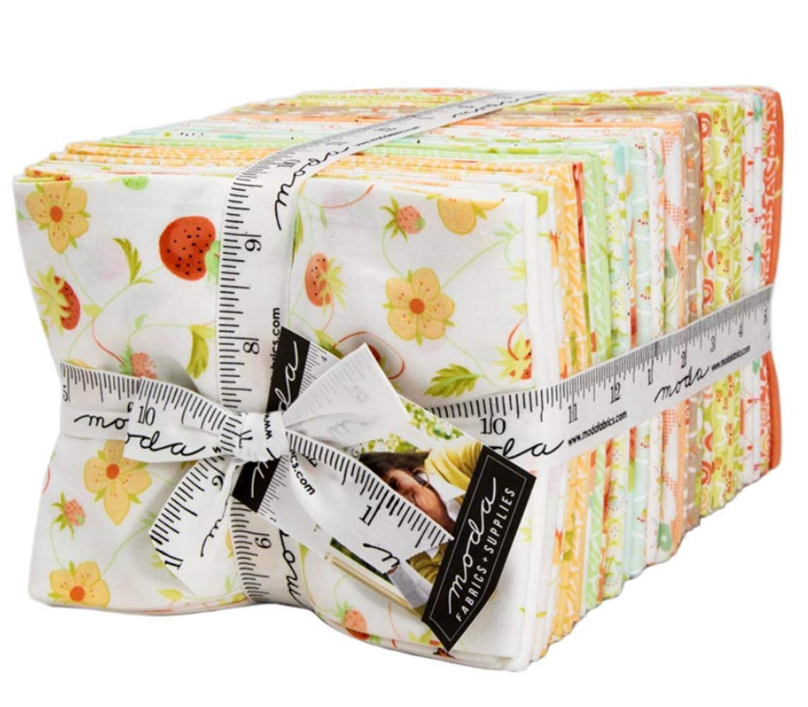 Chantilly 40 Fat Quarter Bundle by Fig Tree & Co. for Moda Fabrics