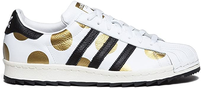 Adidas originals jeremy scott superstar 80s ripple blanc