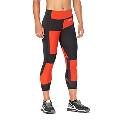 2XU Womens Fitness 7/8 Compression Tights W/Storage