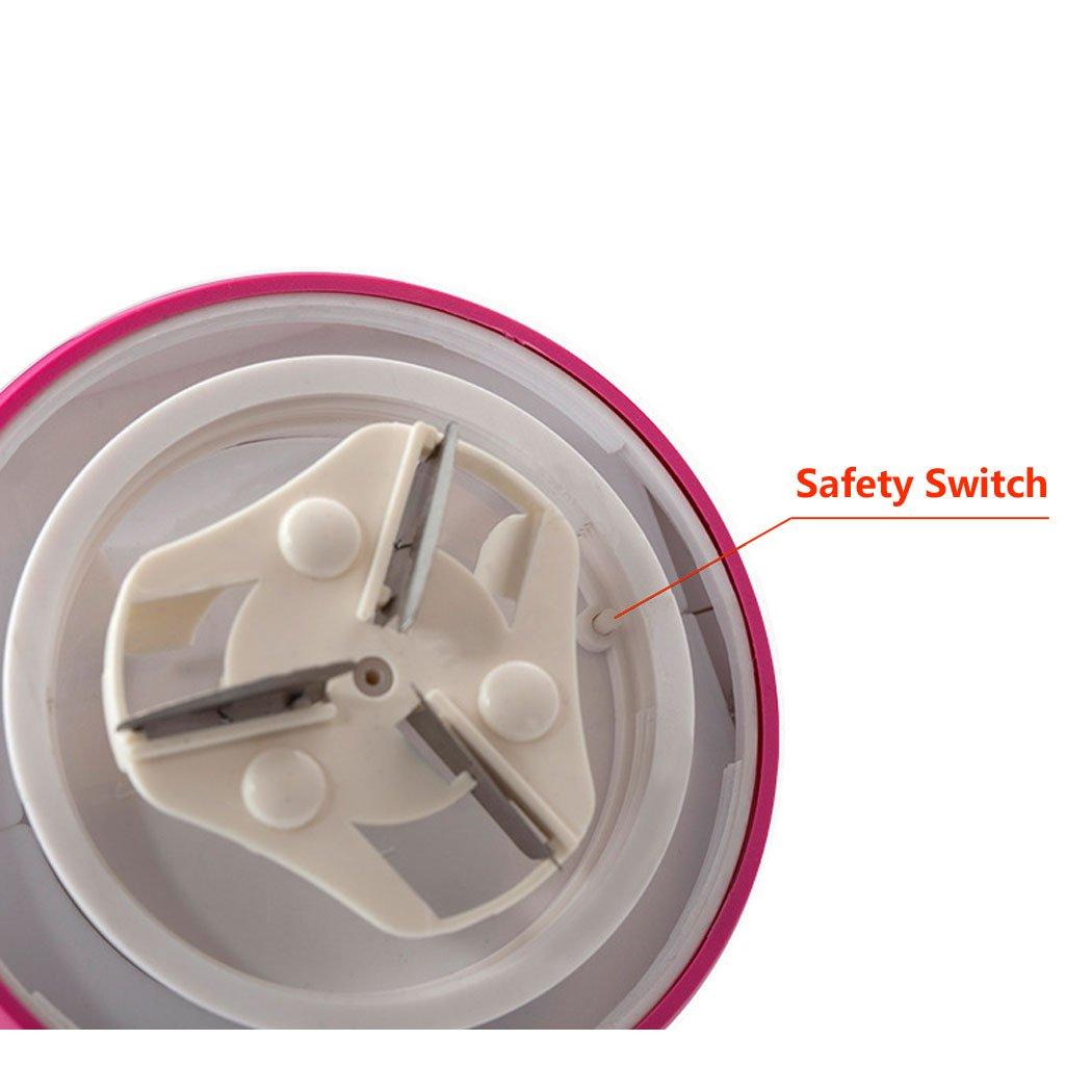 Bobble Remover Rasoir Tissu Electrique Rasoir Laine Rechargeable PHOEWON Rasoir Anti-Bouloche USB Fuzz Remover