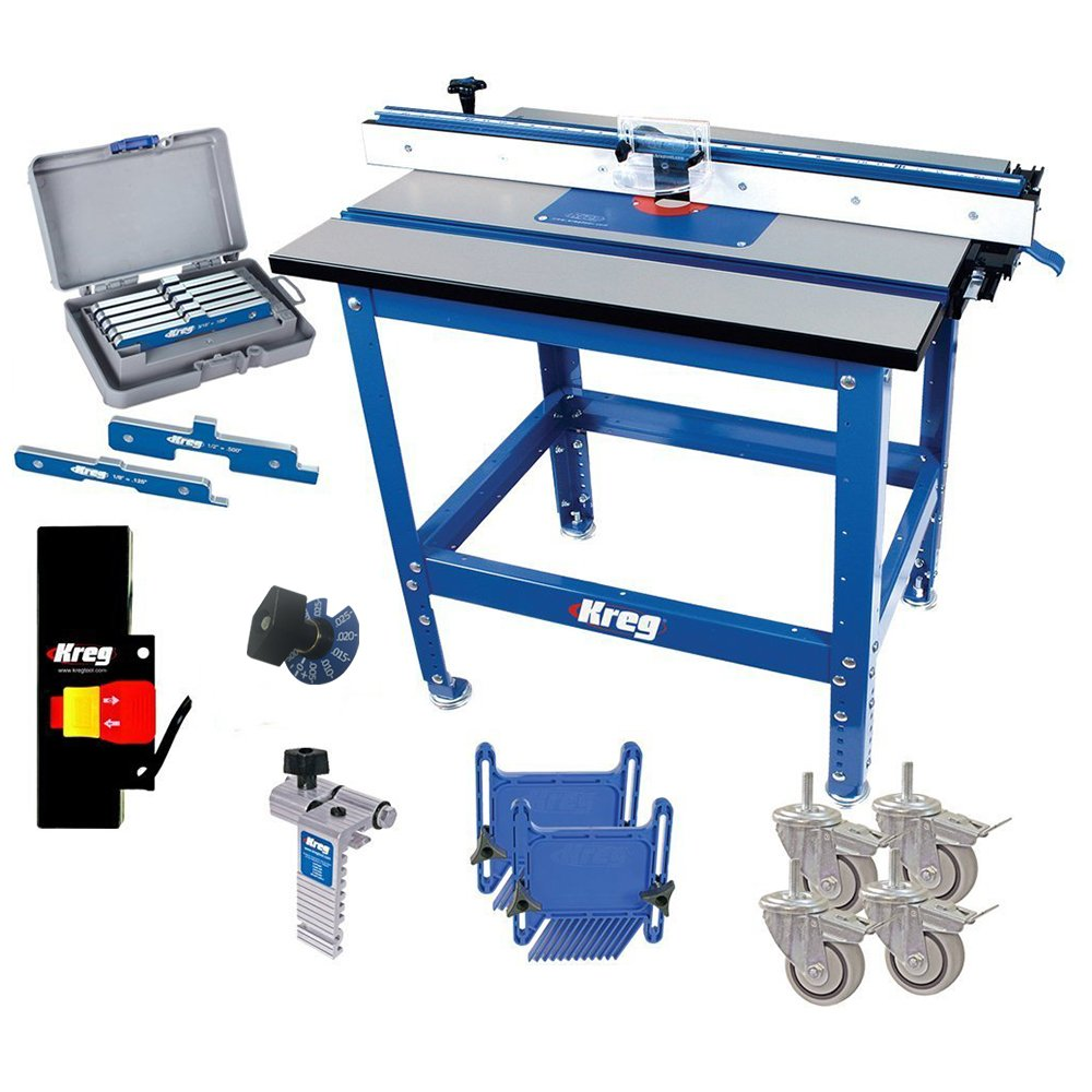 Kreg PRS 1045 Precision Router Table