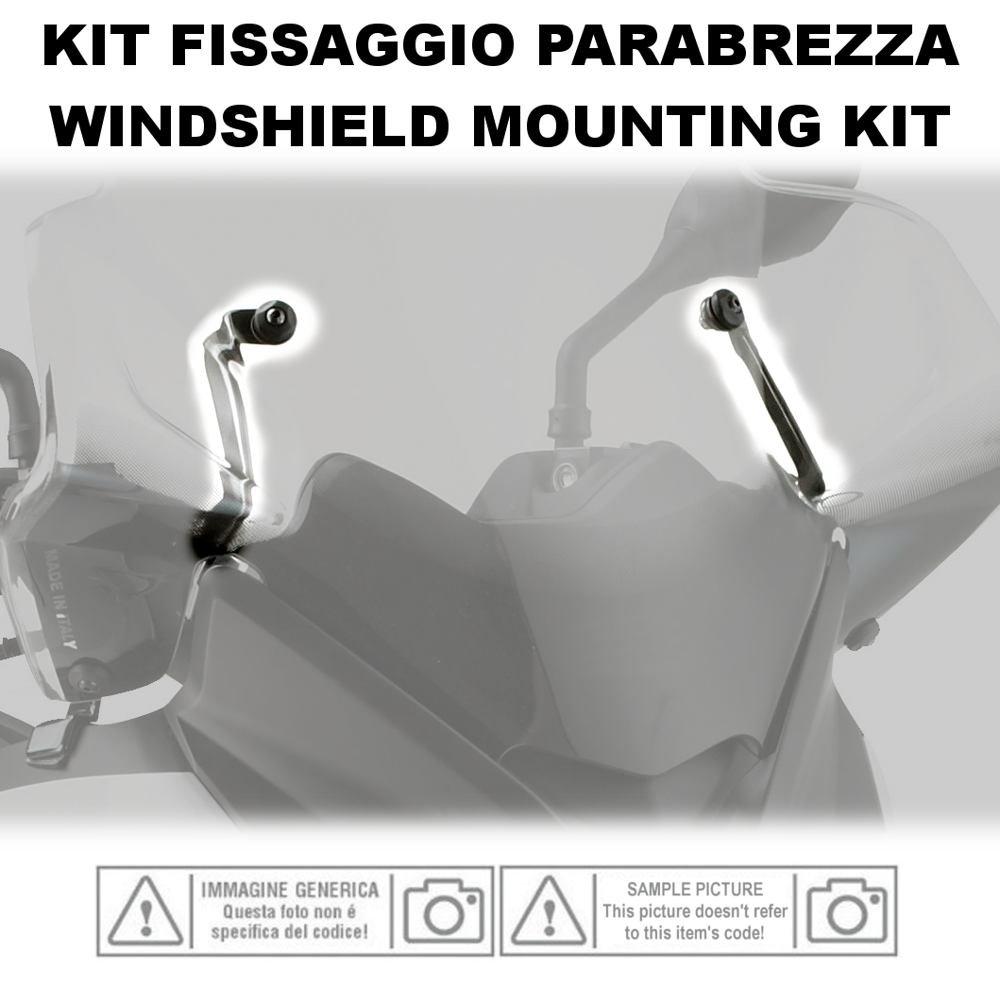 Kappa kit fiss.vetro bmw f700gs D5107KITK