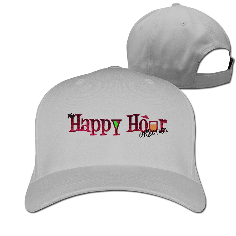 HNN Unisex Happy Tour Peaked Baseball Caps Hats