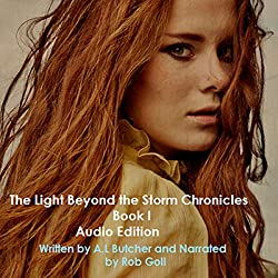 The Light Beyond the Storm Chronicles, Book 1