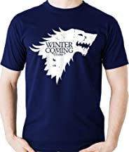 Camiseta House Stark Game Of Thrones Geek Camisa Blusa