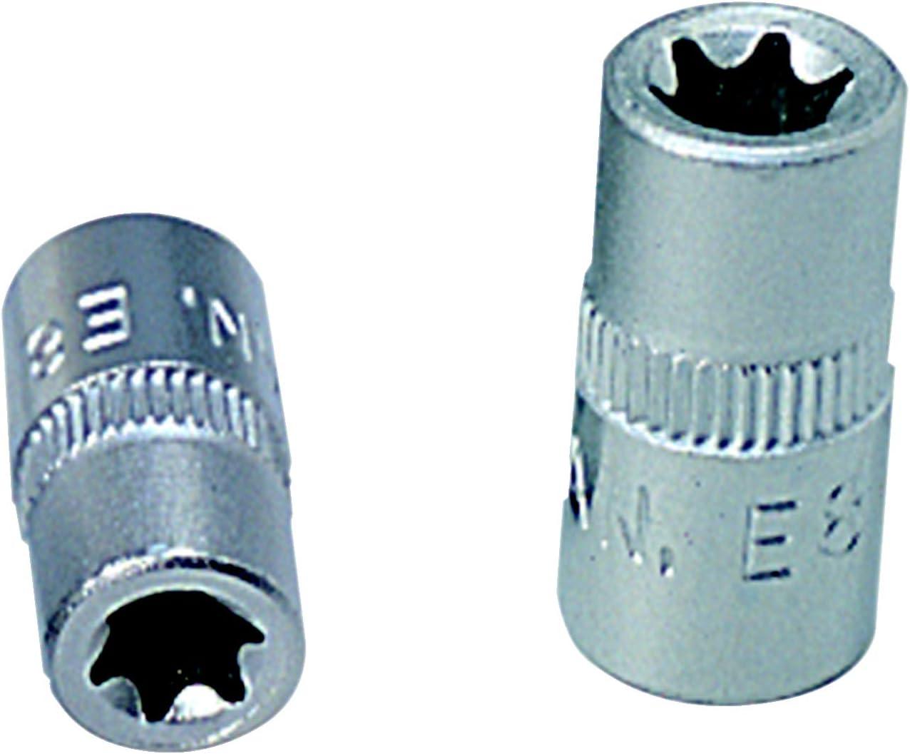 KS Tools 911.4352 1//4 Torx-E-Stecknuss E12