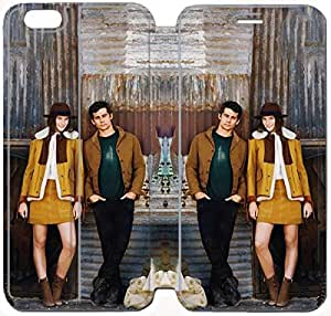 6 Plus 5.5 Inch Cover,[Pu Leather Cover] Dylan O¡¯Brien Theme New iPhone 6 Plus 5.5 Inch Case Cover KS5644