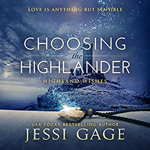 Choosing the Highlander Hörbuch