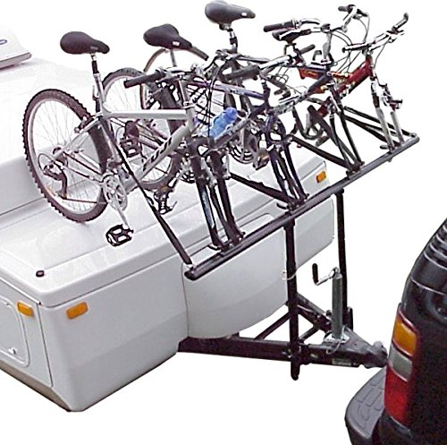 Prorac Tent Trailer (ProRac RVPB-020-1 2-Bike Carrier Tent Trailer Bike Rack)