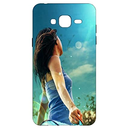 Samsung Galaxy J3 Back Cover, Designer Printed Back: Amazon