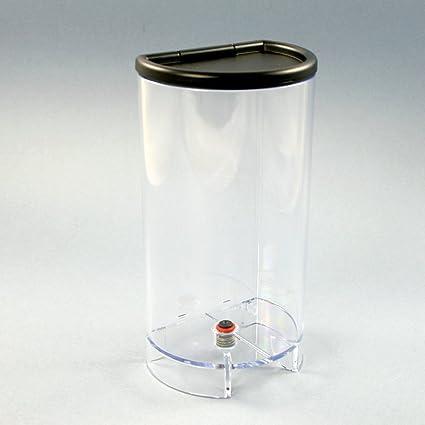 Depósito de agua de plástico original de Nespresso (SOLO para el Modelo Pixie) Krups