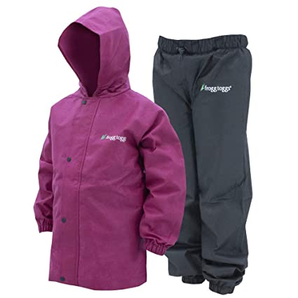 d844a69bf888 Amazon.com  Frogg Toggs Polly Woggs Water-Resistant Breathable Rain ...