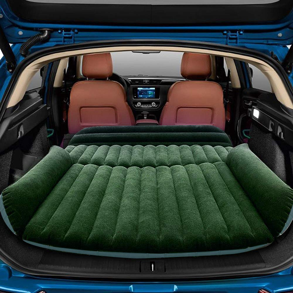 Colchón Inflable para Coche Cama Air de Auto SUV Viaje Camping ...