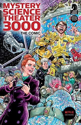 Mystery Science Theater 3000 #1 (Steve Volpe)