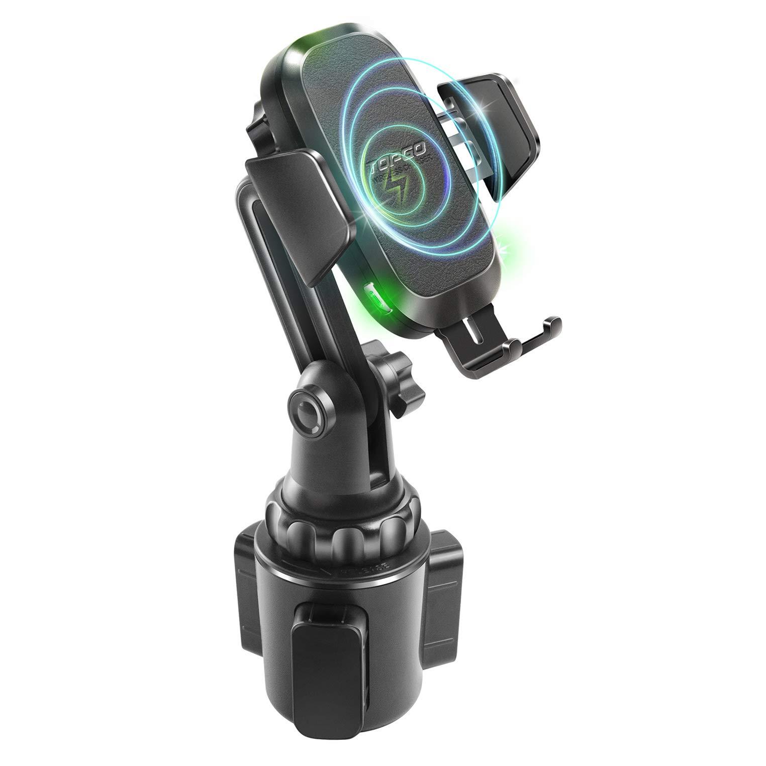 Soporte Celular para Autos   Cargador TOPGO - 7YFYL4WD