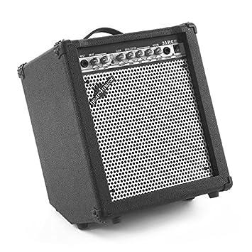 Belcat Ampli de Guitarra Eléctrica 35W con Reverb: Amazon.es: Instrumentos musicales
