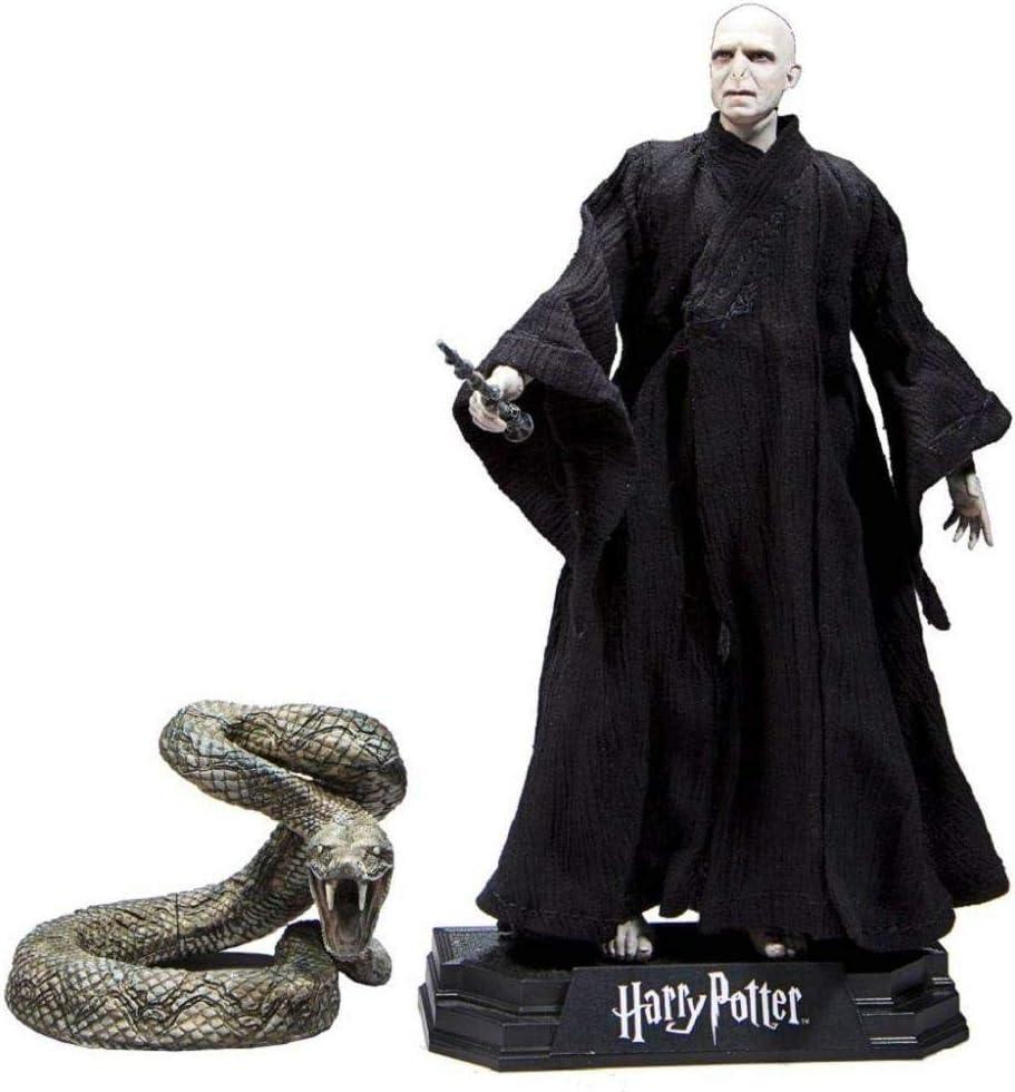 McFarlane- Wizarding World Collection Figura de Acción Lord Voldemort, Multicolor (13304-2)