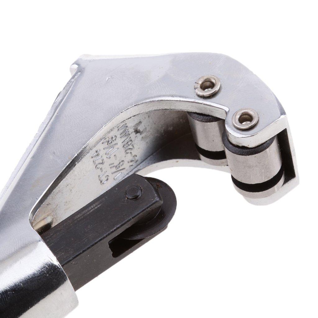3-30mm Sharplace Mini Rohrschneider Rohrabschneider f/ür Kunststoffrohre Mehrfach