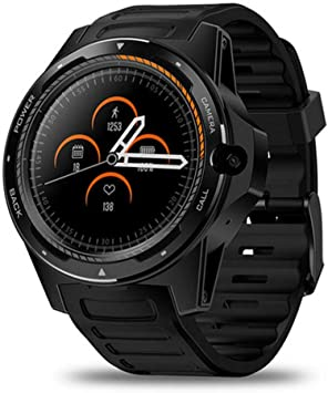 Lesgos New Zeblaze Thor 5 Dual SmartWatch, Zeblaze Thor Dual Systems 4G Smartphone Android Phone 8MP 3GB + 32GB 800MHz Battery Waterproof Smartwatch ...