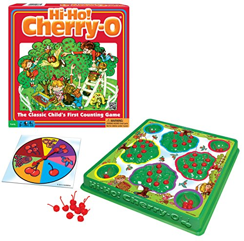 Hi – Ho! Cherry – O Board Game