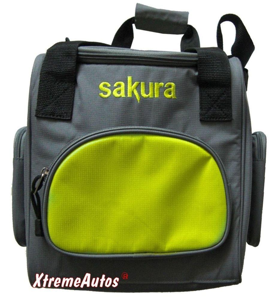 XtremeAuto® 12v Car Cooler Insulated Picnic Fridge Bag 14 Litre Capacity - Includes XtremeAuto Sticker