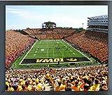 Kinnick Stadium University of Iowa Hawkeyes NCAA Photo (Size: 17'' x 21'') Framed