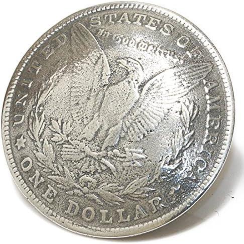 [해외]안녕 조이 글 동전 コインコンチョ 아메리카 동전 인디언 コンチョシルバ? 925 안녕 조 나바호어 지갑 지갑 남성용 (나사식) / Concho Eagle Coin Coin Concho Native Coin Indian Concho Silver 925 Concho Navajo Wallet Wallet Men `s (Screw Typ...