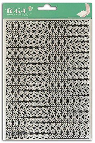 Toga dce021Embossing Die Cut-it-All Transparent Plastic 14x 21x 0.5cm