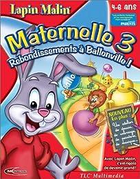 Lapin Malin Maternelle 3