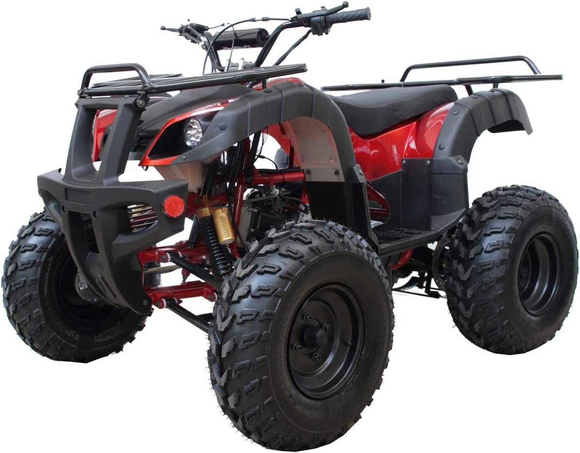 X-PRO ATV 200B Quad 4 Wheelers Utility ATV Full Size ATV Quad Adult ATVs Big Youth ATVs for Sale with Big Shining LED Headlight