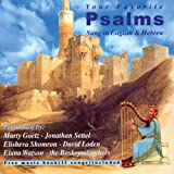 Your Favorite Psalms Sung in English & Hebrew