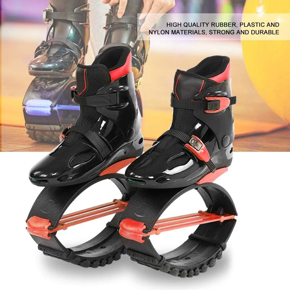 Cacciavite Scarpe da Kangaroo Corpo Snellente e Durevole Scarpe da Ginnastica Rimbalzante Fitness per Uomini Donne Allenamento Veloce Scarpe da Salto