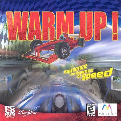 McAfee Warm Up (Jewel Case) - PC