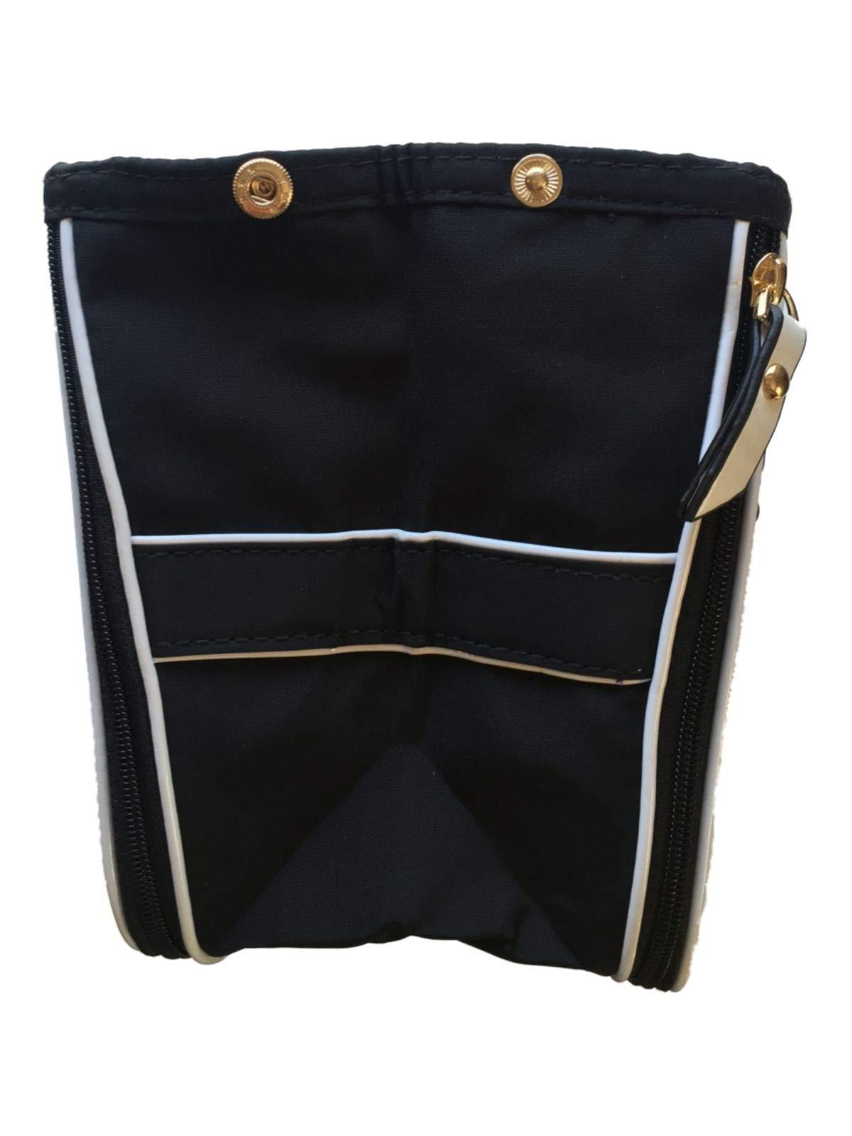 PurseN Handbag Organizer Insert (Small, Blanc Noir) by PurseN (Image #3)
