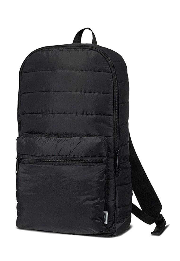 0085a9519259 Converse All Star Packable Backpack 46 cm Black  Amazon.co.uk  Shoes   Bags
