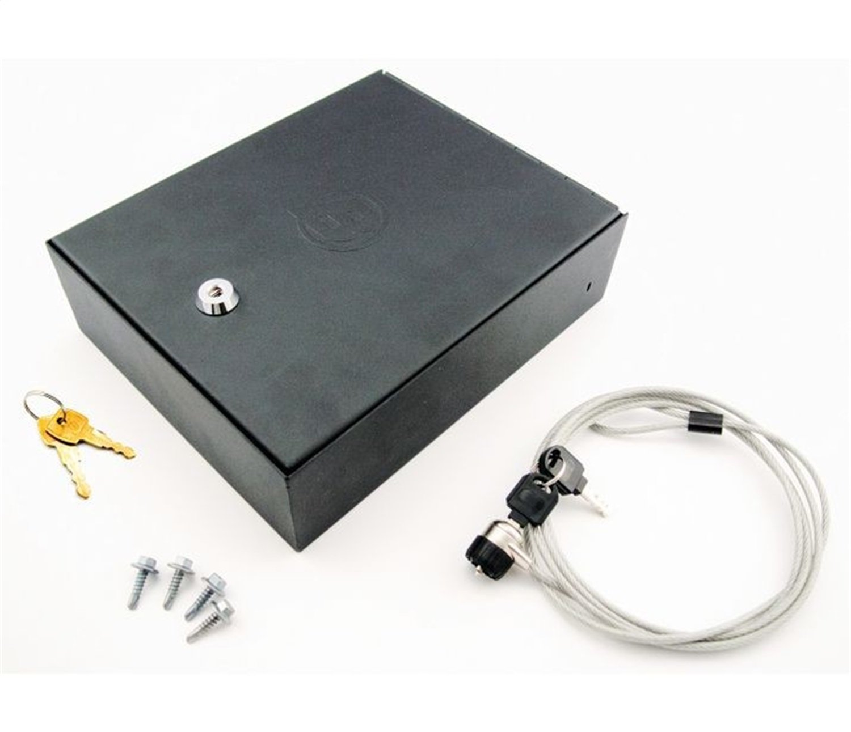 Bestop 42641-01 Under Seat Lock Box for 1997-2006 Wrangler TJ