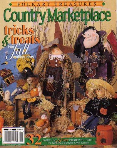 (Folkart Teasures: Country Marketplace Tricks & Treats)