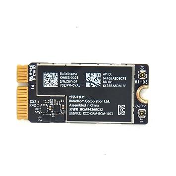 """13/"""" MacBook Air A1466 Airport Wifi Bluetooth Card 2013 2014 2015 2017 653-0023"""
