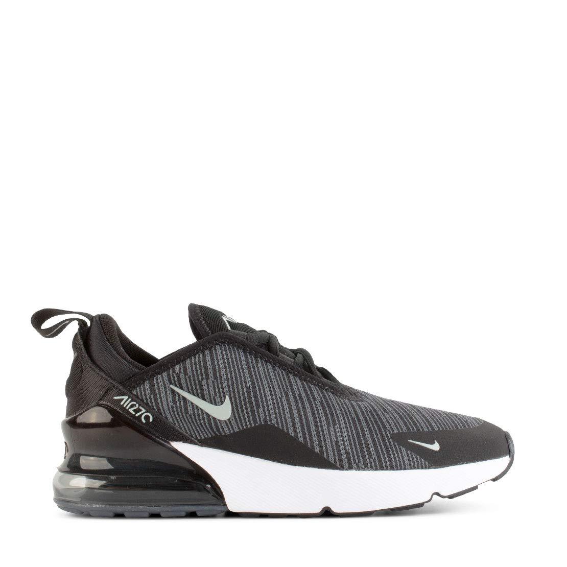 Nike Air Max 270 (PS) Boys' Pre School Running Shoes AO2372 008 (2Y)